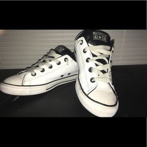 Youth size 4 Converse